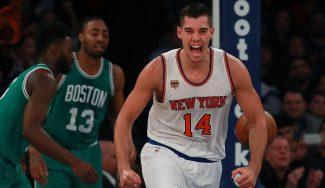 Willy brilla en NY: primer doble-doble NBA y Carmelo le compara con Marc Gasol (Vídeo)