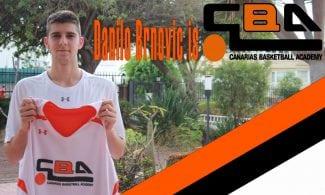 La CBA Academy incorpora a Danilo Brnovic. Así juega esta perla montenegrina (Vídeo)
