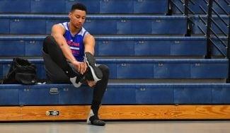 La maldición de los Sixers: Ben Simmons, baja por fractura en el pie derecho