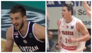 Así ha empezado la Champions FIBA: mate 360º y tiros ganadores de dos ex ACB (Vídeo)