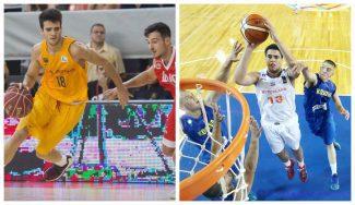 No lo olvidarán: los jóvenes Pol Figueras (Barça) y Terrence Bieshaar (Joventut) debutan en ACB