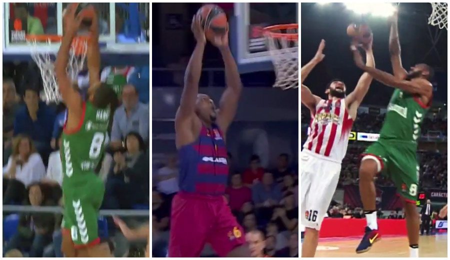 Top 10 Euroliga: Hanga y Dorsey vuelan alto pero no atrapan la magia de Teodosic (Vídeo)
