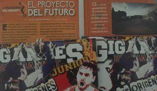 L´Alqueria del Basket, el proyecto del futuro del Valencia, en nuestra Gigantes Junior. ¡Conócelo!