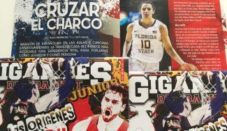 Nos lo cuenta Aarón Morales en Gigantes Junior. Cómo cruzar el charco para jugar en la NCAA