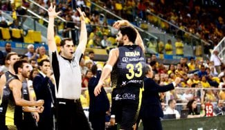 """¿Triplista Beirán? Iguala el mejor inicio ACB: """"Las cosas me están saliendo bastante bien"""""""
