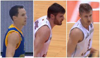 Eurocup: Kuric repite MVP, junto a un ex ACB y otro jugador de su equipo lituano (Vídeo)