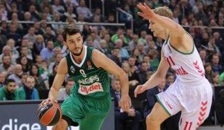 De atado por el Barça a azote del Baskonia: Westermann lidera al Zalgiris con récords