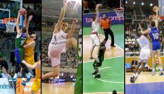 Póster tras póster: disfruta con los mates bestiales de la historia de la Liga ACB (Vídeo)