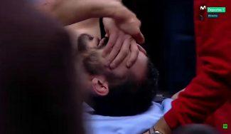 Doble mazazo para el Barça ante el Estrella Roja: derrota y lesión de Pau Ribas (Vídeo)