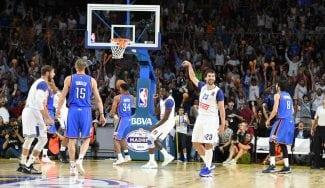 Remontada NBA del Madrid a los Thunder: a triplazos. Así fuerza la prórroga Llull (Vídeos)