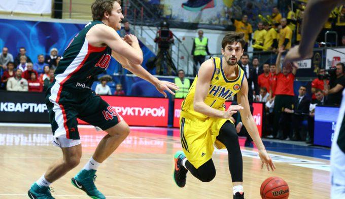 Regreso triunfal de Shved: canasta decisiva para ganar al Lokomotiv de Katsikaris (Vídeo)