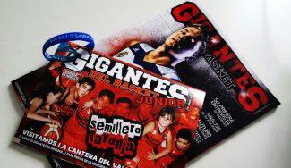 La Gigantes Junior de este mes. Valencia Basket, la Minicopa, Carlos Alocén… ¡espléndida!