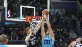 Los Spurs, lanzados a domicilio: Kawhi brilla y Bertans suma puntos y taponazo (Vídeo)