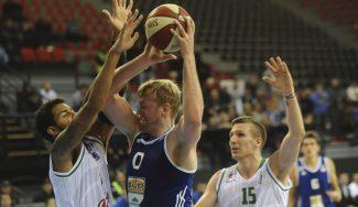 El Gipuzkoa Basket tiene atado el fichaje del pívot internacional británico Daniel Clark