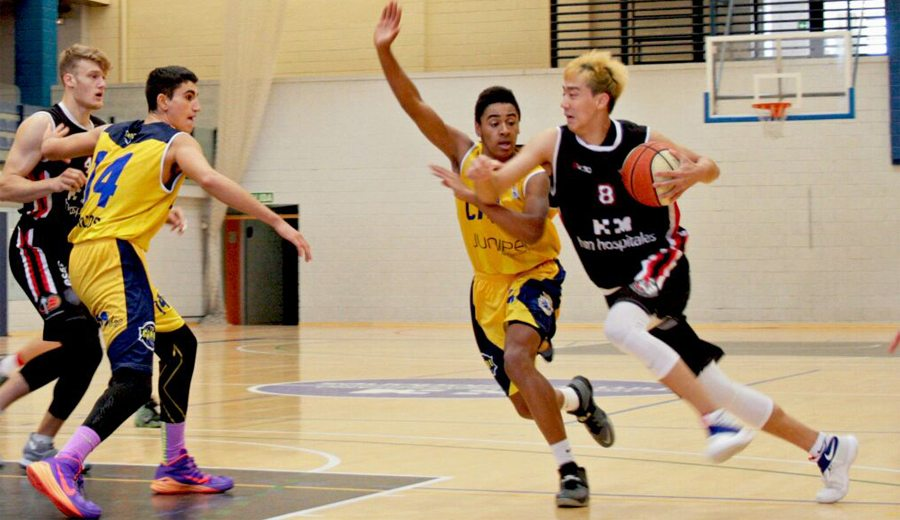 Del Torrelodones a la NBA: el coreano Jae Min Yang, invitado al Basketball Without Borders