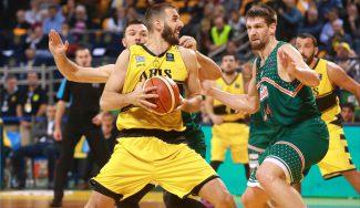 Jankovic brilla tras dejar Valencia: MVP con el Aris en su debut en la Champions (Vídeo)