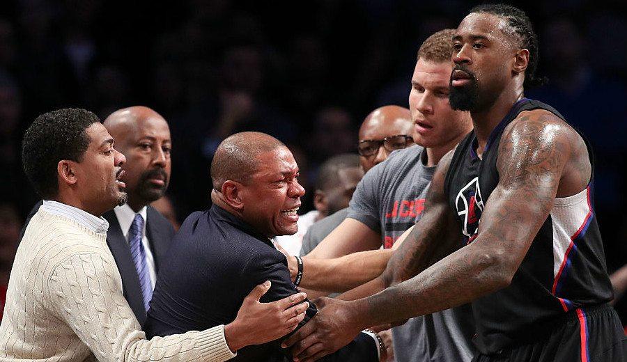 Los Nets sorprenden a los Clippers pese al triple-doble de Paul: Rivers expulsado (Vídeo)