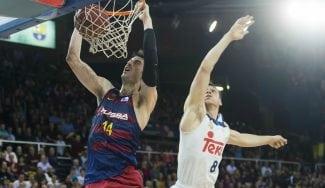 El Barça supera las bajas y tumba al Madrid: Tomic se sale y Dorsey pone el show (Vídeos)