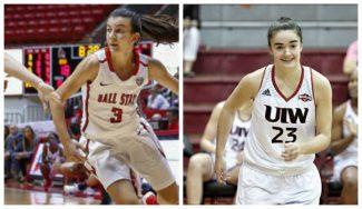 Haciendo historia: Carmen Grande y Celia García, entre las mejores de la NCAA