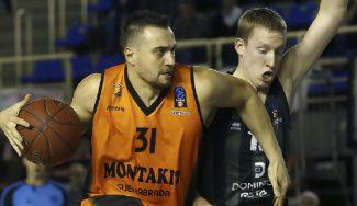 Eurocup: Granca y Valencia ganan en casa; Murcia y Fuenla se llevan los duelos ACB