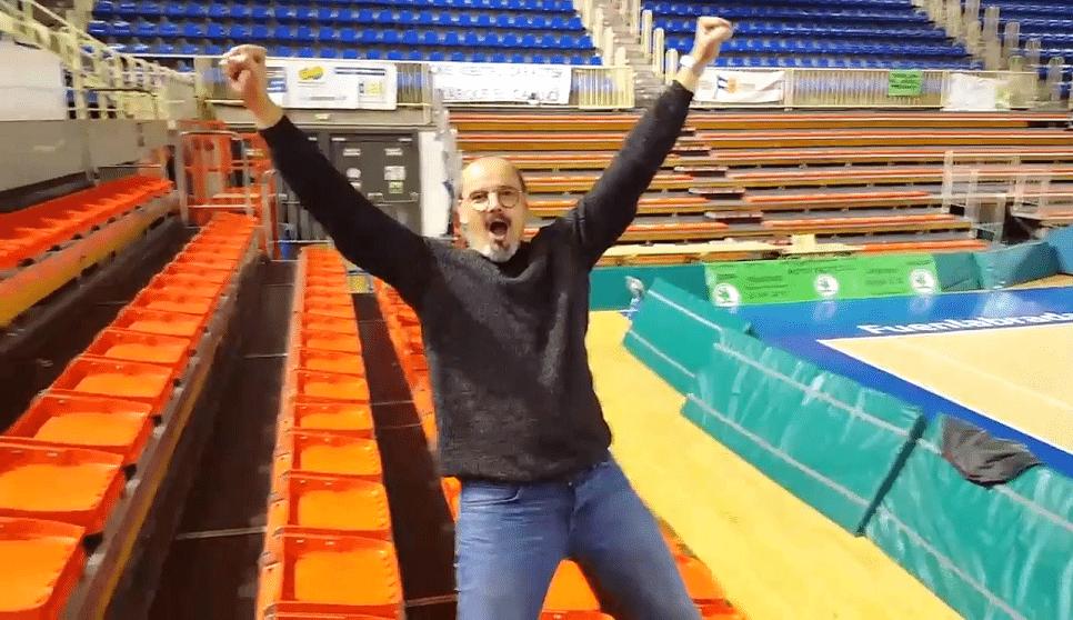 ¡Alucina! Canastones del director deportivo y del fisio del Andorra en Fuenlabrada (Vídeos)