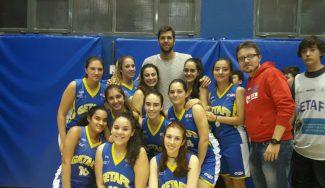 Presentación CB Getafe: Felipe Reyes, en una  foto con ¡800 jugadores!