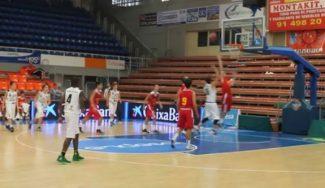 ¡Vaya talento! Ibon Nuñez, del Dominion Bilbao Basket, hace este jugadón en la Minicopa (Vídeo)