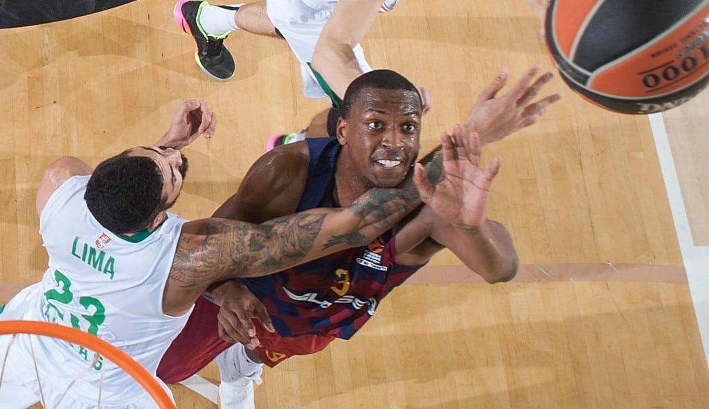 Un ex Barça busca volver a la NBA: Jonathan Holmes, invitado al Mini Camp de D-League