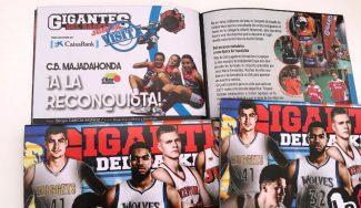 Va de reconquistas: en Gigantes te contamos los favoritos al anillo NBA, y en Junior, la de Majadahonda