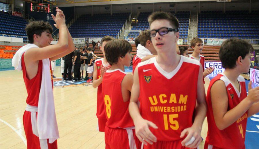 Marín, Hurtado y Matías deciden la clasificación del UCAM Murcia. ¡A la Minicopa! (Vídeo)
