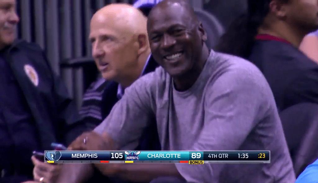Marc coquetea con el triple-doble y Tony Allen provoca la risa de Michael Jordan (Vídeo)