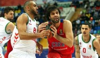 El Baskonia, arrasado por el CSKA: Teodosic se viste de MVP para hacer historia (Vídeos)