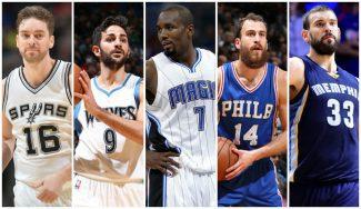 La NBA celebra la Noche Española: disfruta de su Top 5 en este inicio de curso (Vídeo)