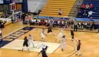 Rebeca Navarro brilla con Robert Morris en la NCAA. ¡Y así enchufa! (Vídeo)