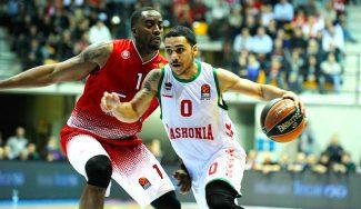 El partidazo de Larkin no basta: el Milán frena la inercia del Baskonia en la Euroliga (Vídeo)