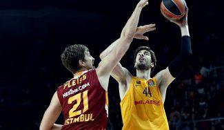 Rice no basta ante Galatasaray: Schilb brilla en la vendetta taponadora de Pleiss (Vídeos)