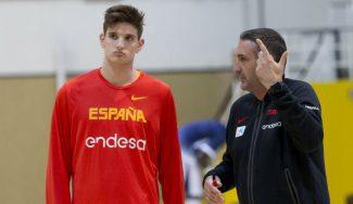 """Luis Guil, a punto de comenzar el Europeo Sub-18: """"El tema defensivo es fundamental"""""""