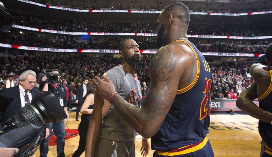 Los Bulls tumban a los Cavaliers y cabrean a LeBron: «La luna de miel se ha acabado»