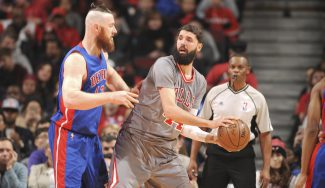 Mirotic se redime en el triunfo ante los Pistons: «Ha sido un momento difícil» (Vídeo)