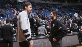 Los Spurs anulan la magia de Ricky: invictos a domicilio rozando el récord (Vídeos)