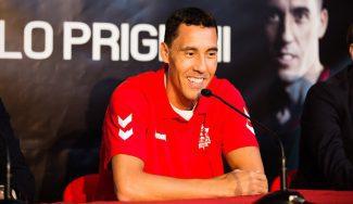 """Prigioni, presentado: """"El equipo tiene sus líderes, no vengo a ocupar el lugar de nadie"""""""