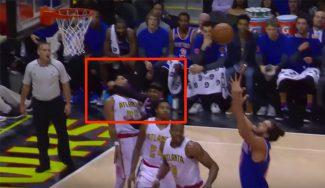 Schröder le gana el duelo europeo a Porzingis y los Knicks caen: Melo, expulsado (Vídeo)