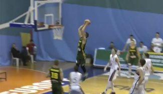 El baskonista Sedekerskis arranca con fuerza el Eurobasket Sub-18: ma-ta-zo (Vídeo)