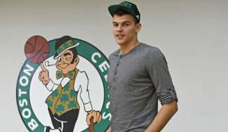 """Los Celtics, encantados con Zizic y su salto a la Euroliga: """"Blatt le ayudará a evolucionar"""""""