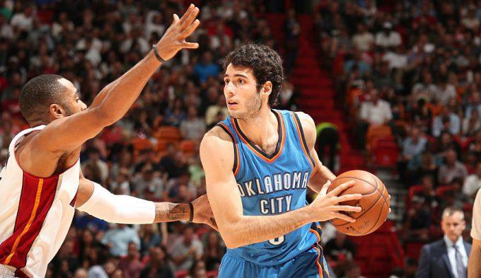 """Abrines, sobre el salto a la NBA: """"No estaba preparado físicamente, lo estoy trabajando"""""""