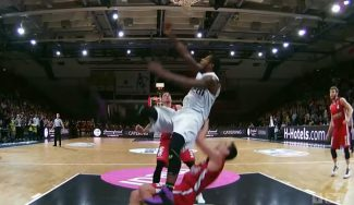 Final loco en Alemania: triple 'ganador', falta, suspense y prórroga en 6 segundos (Vídeo)