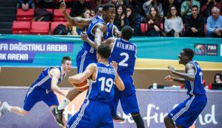 Francia reina en el Europeo Sub-18 ganando a Lituania y el galo Frank Ntilikina se lleva el MVP