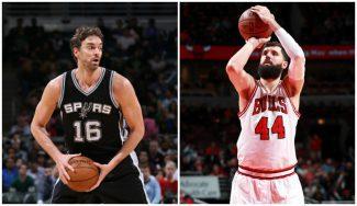 Contrastes NBA: Pau sigue invicto a domicilio y Mirotic pierde en su mejor noche (Vídeos)