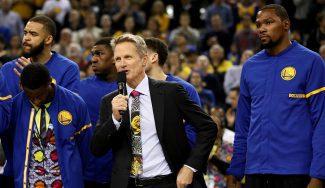 Willy destaca en la derrota ante los Warriors: Kerr lidera el homenaje a Sager (Vídeo)