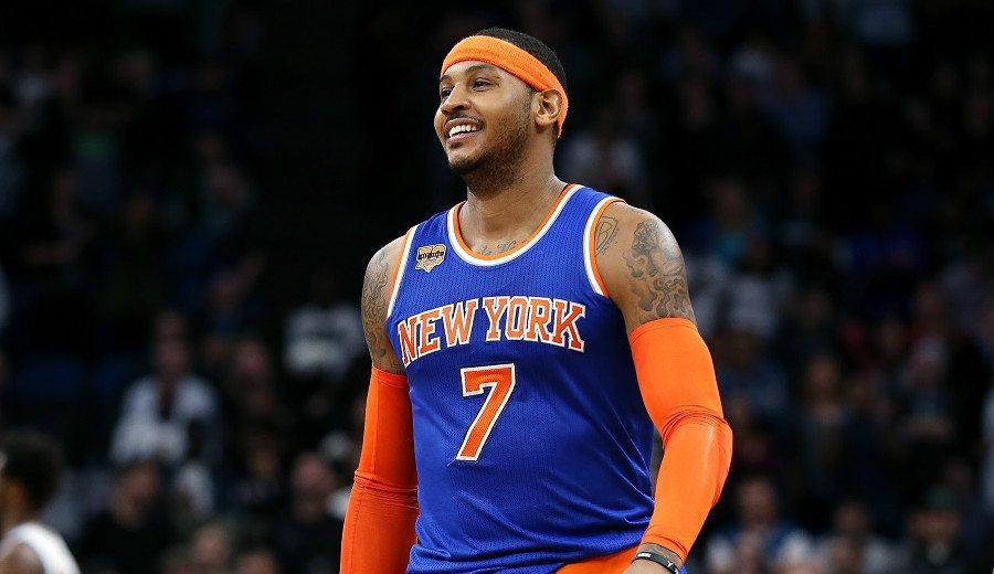 Melo decide para los Knicks ante los Wolves: mejor partido NBA de Kuzminskas (Vídeo)